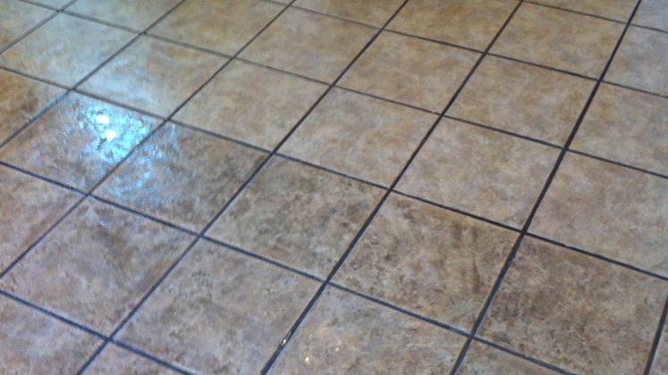 residential Floor cleaning